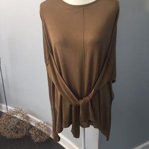 NWOT H&M Tunic Sweater